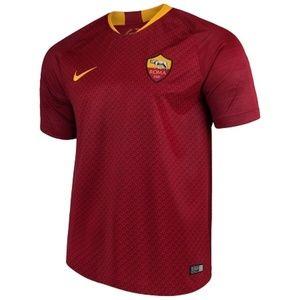 Nike AS Roma 2018/19 Home Stadium Team Jersey XXL